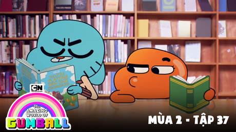 Gumball S2 - Tập 37: Mạng internet