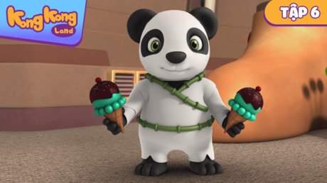 Kong Kong land - Tập 6: Người chiến thắng xấu xa