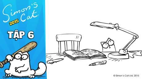 Simon's cat 2015 - Tập 6: Hot spot