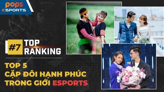 Top 5 cặp đôi hạnh phúc trong giới eSports: Vợ chồng Độ Mixi, CrisDevilGamer, Noway