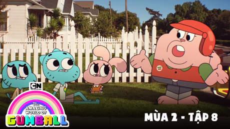Gumball S2 - Tập 8: Công việc