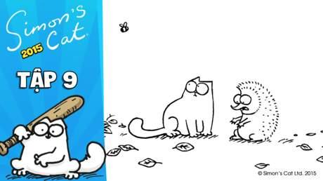 Simon's cat 2015 - Tập 9: Cat chat