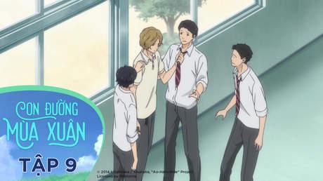 Ao Haru Ride - Con Đường Mùa Xuân: Tập 9