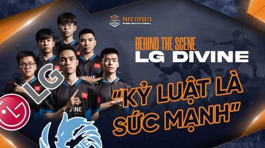 Behind the Scene - LG Divine: Kỷ luật là sức mạnh