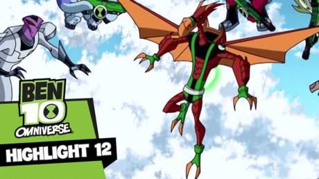Ben 10 Omniverse - Highlight 12: Những trận đấu siêu căng thẳng