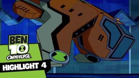 Ben 10 Omniverse - Highlight 4: Những cuộc rượt đuổi ngoạn mục