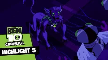 Ben 10 Omniverse - Highlight 5: Những dạng biến hoá của Ben 10 và hơn thế nữa