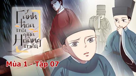 Cánh Hoa Trôi Giữa Hoàng Triều S1 - Tập 7: Giẫm bóng!