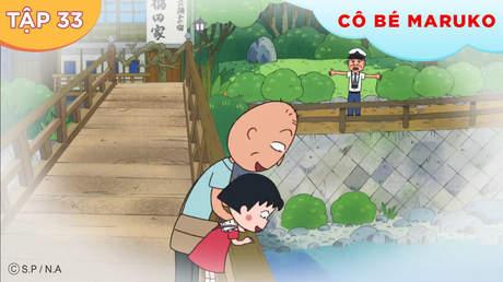 Cô bé Maruko S1 - Tập 33: Maruko và chú tài xế taxi