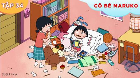 Cô bé Maruko S1 - Tập 34: Maruko đi chơi với anh học lớp 6