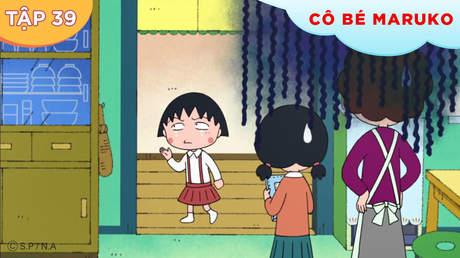 Cô bé Maruko S1 - Tập 39: Maruko đánh nhau với chị gái