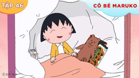 Cô bé Maruko S1 - Tập 46: Maruko ước được biến thành gấu