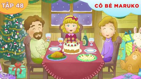 Cô bé Maruko S1 - Tập 48: Tiệc Giáng Sinh trên tầng gác mái