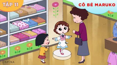 Cô bé Maruko S1 - Tập 11: Maruko và mẹ đi trung tâm thương mại