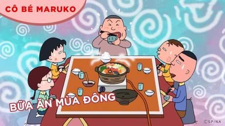 Cô bé Maruko - Tập 12: Bữa ăn mùa đông