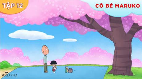 Cô bé Maruko S1 - Tập 12: Maruko chịu trách nhiệm giữ chỗ cho bữa tiệc nhóm hoa anh đào
