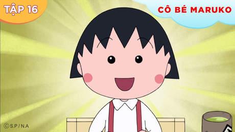 Cô bé Maruko S1 - Tập 16: Maruko đến nhà hàng sushi