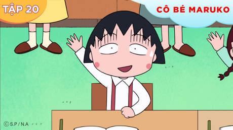 Cô bé Maruko S1 - Tập 20: Maruko không thích mẹ tới lớp dự giờ