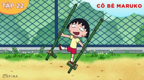 Cô bé Maruko S1 - Tập 22: Maruko muốn đi cà kheo