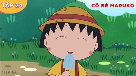 Cô bé Maruko S1 - Tập 24: Maruko lãng phí tiền bạc vào buổi diễn kịch giấy