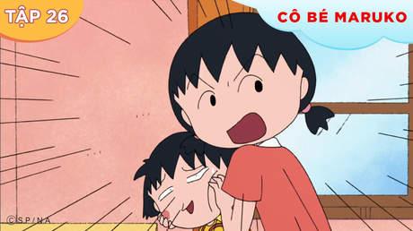 Cô bé Maruko S1 - Tập 26: Sakiko cuối cùng cũng chịu thua Maruko