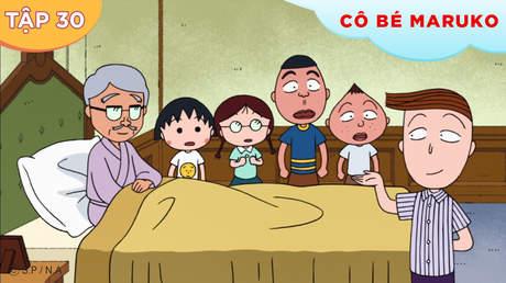 Cô bé Maruko S1 - Tập 30: Đi thăm ông quản gia Hide