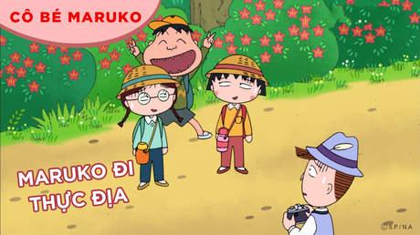 Cô bé Maruko - Tập 37: Maruko đi thực địa