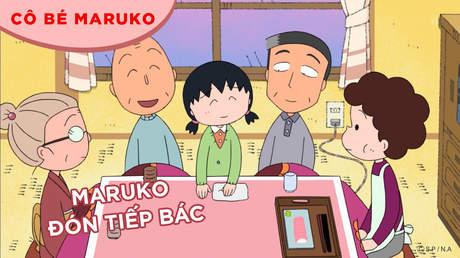 Cô bé Maruko - Tập 3: Maruko đón tiếp bác