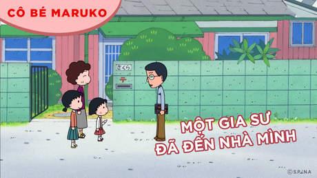 Cô bé Maruko - Tập 40: Một gia sư đã đến nhà mình