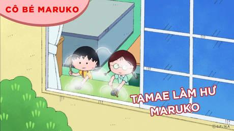 Cô bé Maruko - Tập 44: Tamae làm hư Maruko