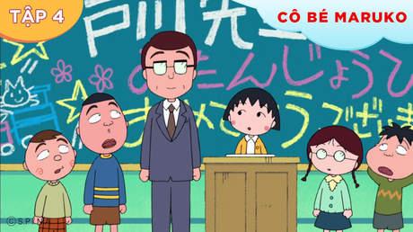 Cô bé Maruko S1 - Tập 4: Sinh nhật của thầy Togawa