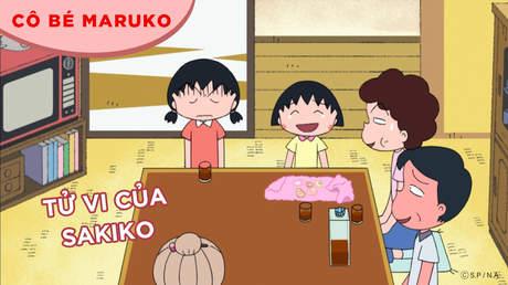 Cô bé Maruko - Tập 53: Tử vi của Sakiko
