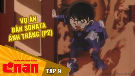 Conan - Tập 9: Vụ án bản Sonata ánh trăng (P2)