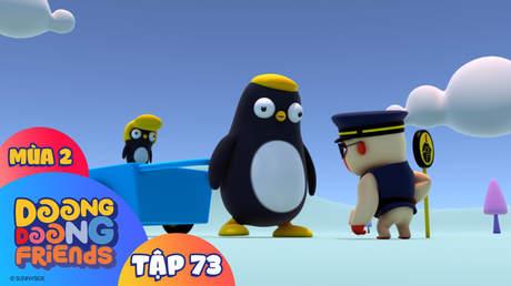Doong Doong S2 - Tập 73: Cảnh sát giao thông