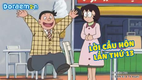 Doraemon - Tập 258: Lời cầu hôn lần thứ 13