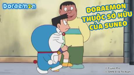 Doraemon - Tập 261: Doraemon thuộc sở hữu của Suneo