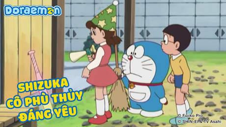 Doraemon - Tập 262: Shizuka cô phù thủy đáng yêu
