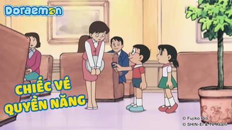 Doraemon - Tập 267: Chiếc vé quyền năng