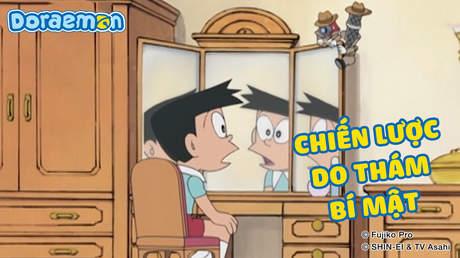 Doraemon - Tập 270: Chiến lược do thám bí mật
