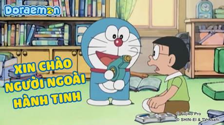 Doraemon - Tập 271: Xin chào người ngoài hành tinh
