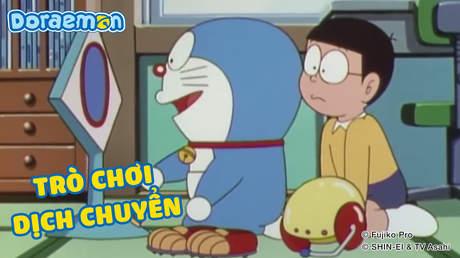 Doraemon - Tập 109: Trò chơi dịch chuyển