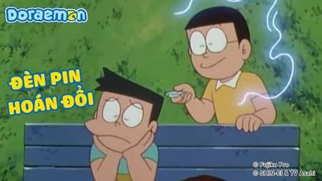 Doraemon - Tập 113: Đèn pin hoán đổi