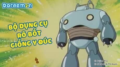 Doraemon - Tập 114: Bộ dụng cụ rô bốt giống y đúc