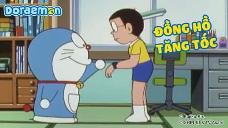 Doraemon - Tập 115: Đồng hồ tăng tốc
