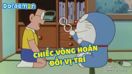 Doraemon - Tập 120: Chiếc vòng hoán đổi vị trí