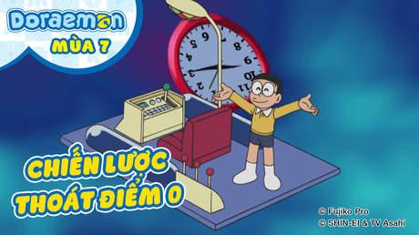 Doraemon S7 - Tập 313: Chiến lược thoát điểm 0