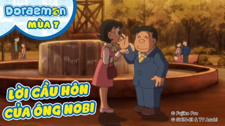 Doraemon S7 - Tập 323: Lời cầu hôn của ông Nobi