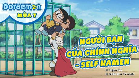 Doraemon S7 - Tập 325: Người bạn của chính nghĩa - Self Kamen