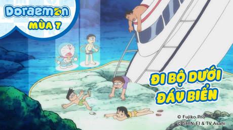 Doraemon S7 - Tập 331: Đi bộ dưới đáy biển