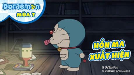 Doraemon S7 - Tập 332: Hồn ma xuất hiện